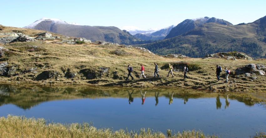 Alpe-Adria-Trail Paket Erlebnis: Nationalpark Nockberge