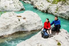 Alpe-Adria-Trail Slowenien