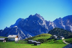 Dolomiten - Drei Zinnen