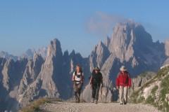 Dolomiten - Trekking (Gruppenprogramm)