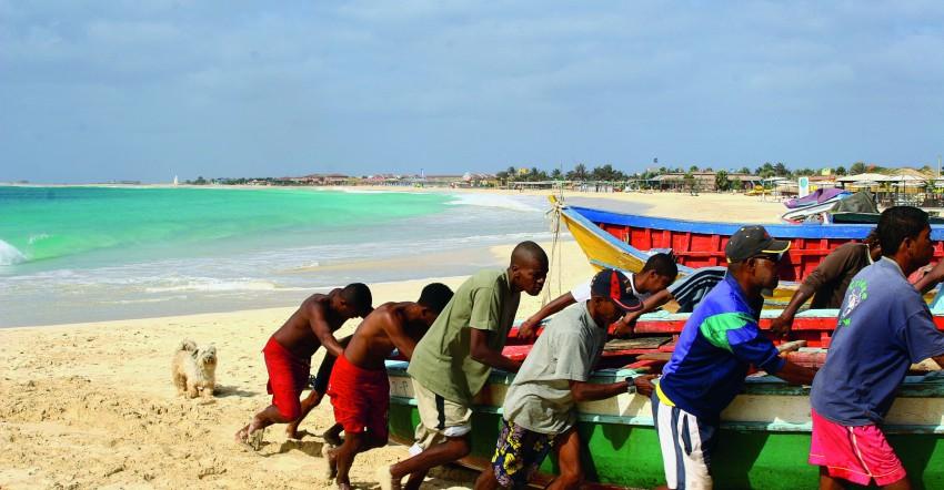 Kapverdische Inseln - Santo Antão