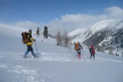 Nockberge - Schneeschuhwandern (Gruppenprogramm)