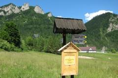 Beskiden - Wandererlebnis in den Karpaten