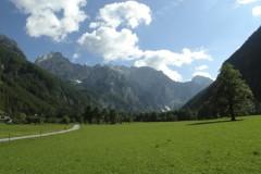 Logartal - Östliche Steiner Alpen (Gruppenprogramm)