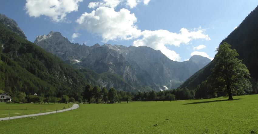 Logartal - Östliche Steiner Alpen
