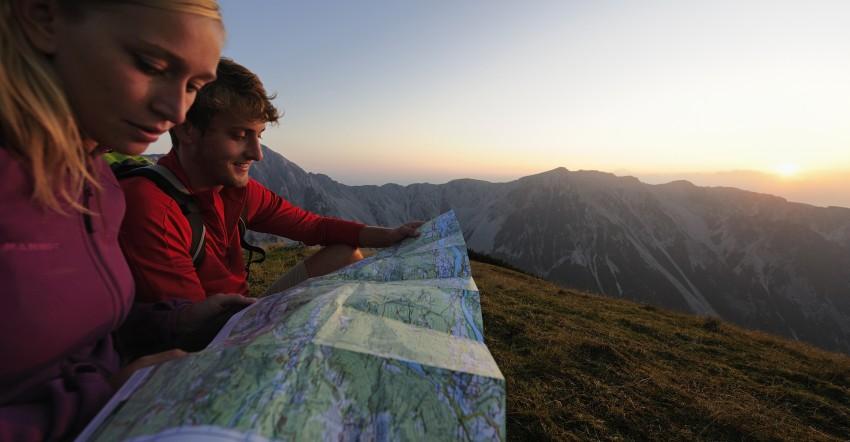 Wanderkurs in den Karawanken (Gruppenprogramm)