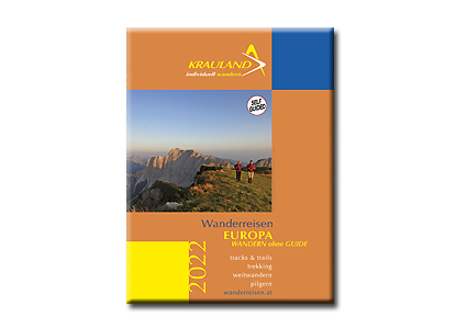 Wandern ohne Guide (self-guided) 2019